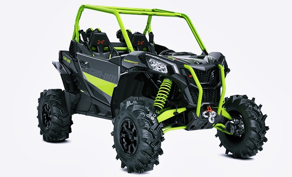 2022 Can-am Maverick Sport X Mr Specs